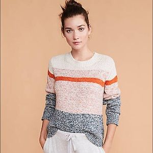 Lou & Grey for LOFT Colorblock Sweater